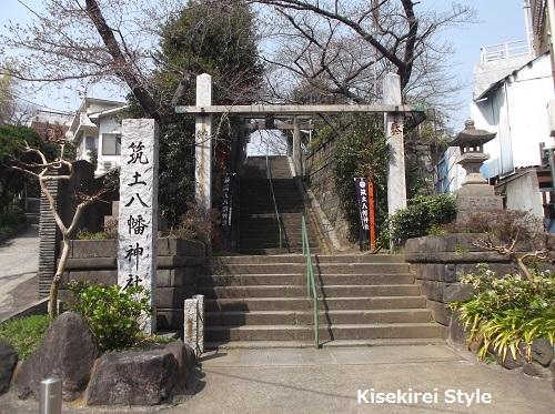 筑土八幡神社8