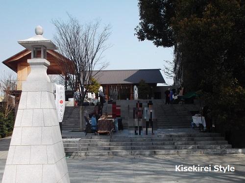 赤城神社 神楽坂5