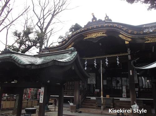 豊川稲荷東京別院20150307-5