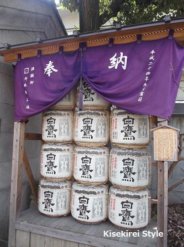 筑土八幡神社21
