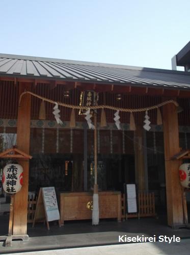 赤城神社 神楽坂9