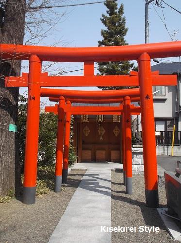 赤城神社 神楽坂15