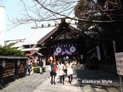東京大神宮11