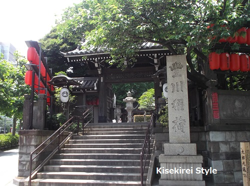 201505豊川稲荷東京別院1