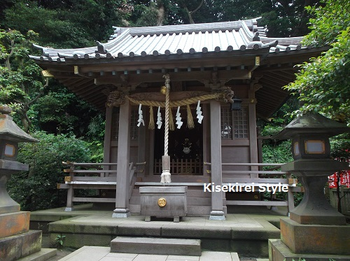 江島神社 辺津宮31