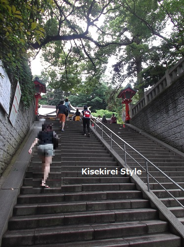 江島神社 辺津宮16