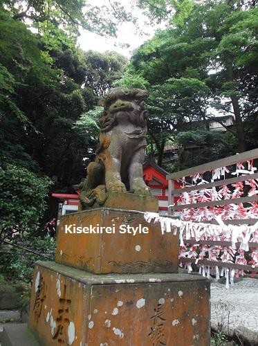 江島神社 辺津宮4