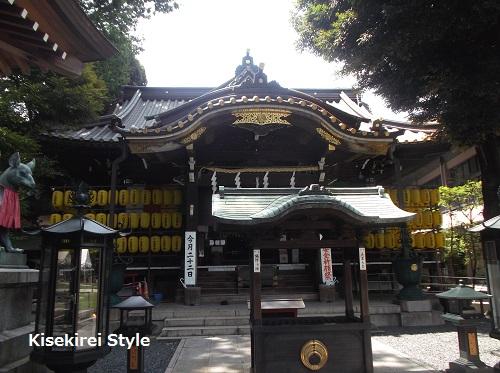 201506豊川稲荷東京別院4