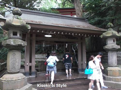 江島神社 辺津宮15