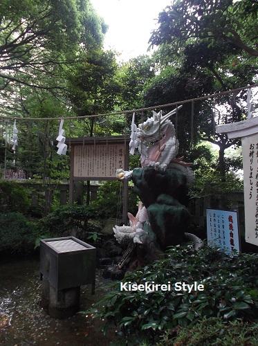 江島神社 辺津宮25