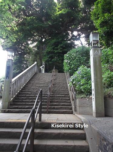 江島神社 中津宮1