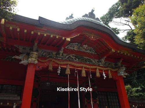 江島神社 中津宮5