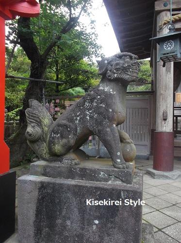 江島神社 奥津宮24