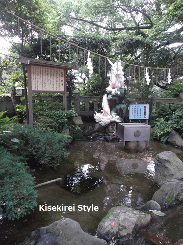 江島神社 辺津宮21