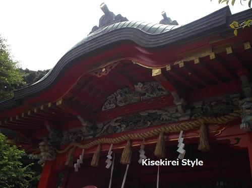 江島神社 中津宮7