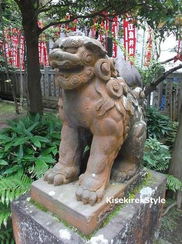 江島神社 辺津宮29