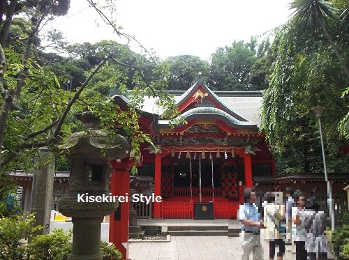 江島神社 中津宮3
