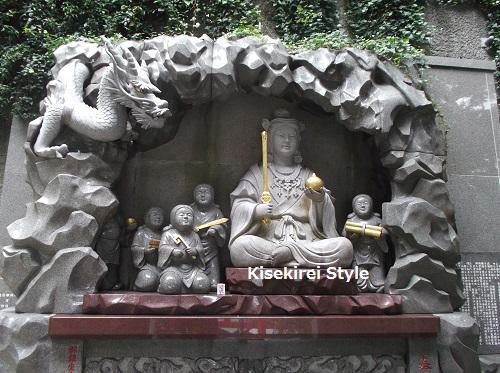 江島神社 辺津宮12