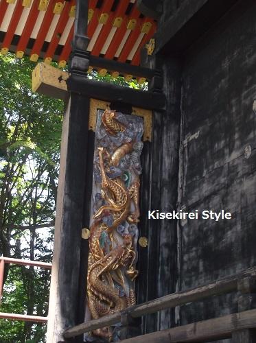武蔵御嶽神社玉垣29