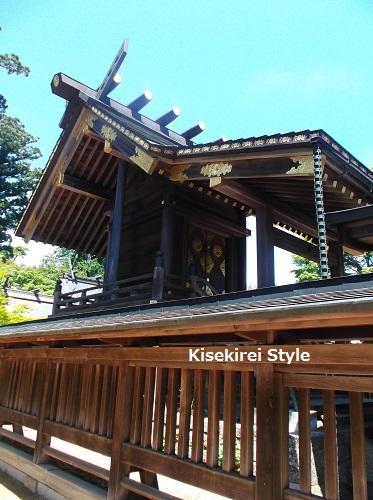 武蔵御嶽神社玉垣6