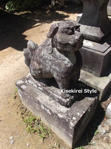 武蔵御嶽神社玉垣27