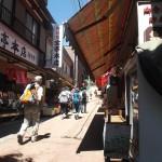 武蔵御嶽神社に行ってきた【その2】~参道を歩く