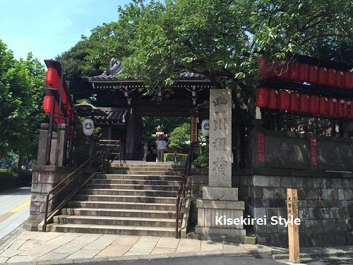 赤坂豊川稲荷20150701