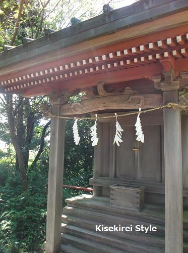 武蔵御嶽神社玉垣9