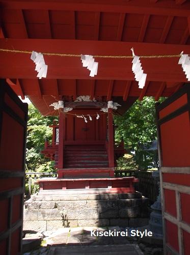 武蔵御嶽神社玉垣34