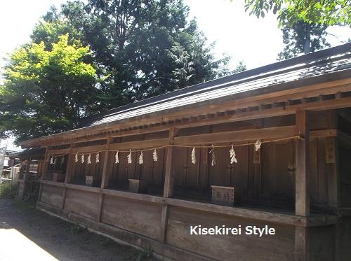武蔵御嶽神社玉垣7