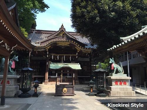 赤坂豊川稲荷20150703