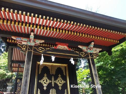 武蔵御嶽神社玉垣28