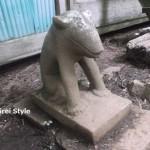 とってもかわいい狛狼さんが居る大嶽神社(奥宮)へ行ってきた