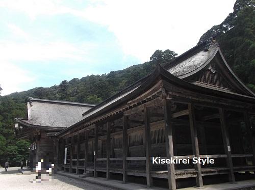 大神山神社奥宮14