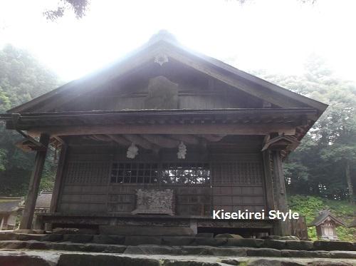 神魂神社10
