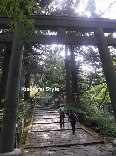 大神山神社奥宮4