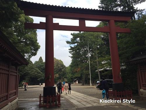 武蔵一宮氷川神社9