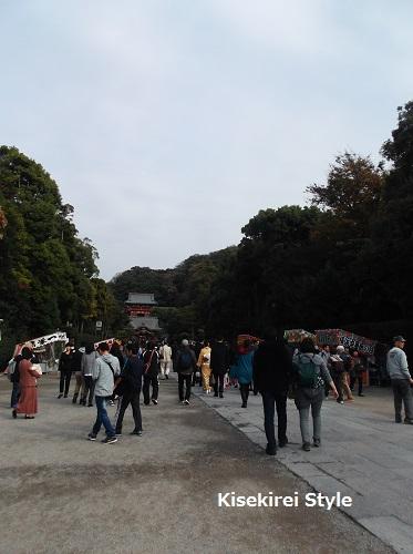 鶴岡八幡宮6