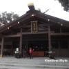 おはらい町から猿田彦神社へ~神宮道場・祭主職舎(慶光院)も見逃さずに