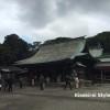 武蔵一宮氷川神社に行ってきた