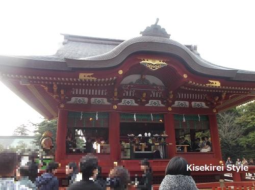 鶴岡八幡宮14
