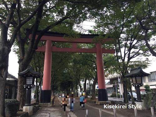 武蔵一宮氷川神社6