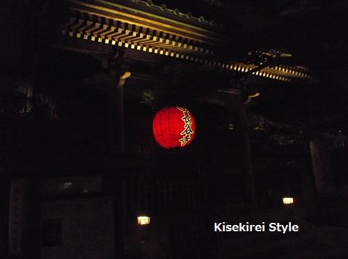 長谷寺鎌倉夜間