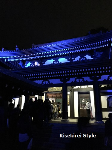 長谷寺鎌倉夜間7