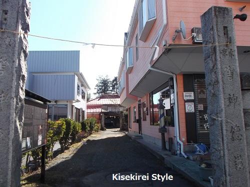 富士御師の道17
