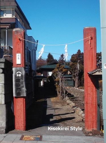 富士御師の道18