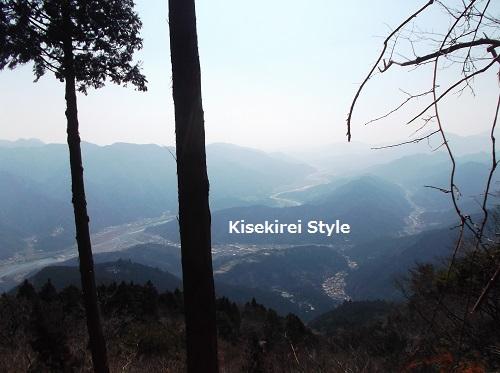 身延山ハイキング東コース13