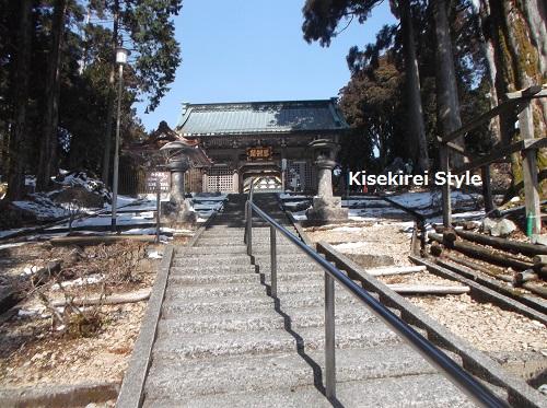 身延山ハイキング東コース7