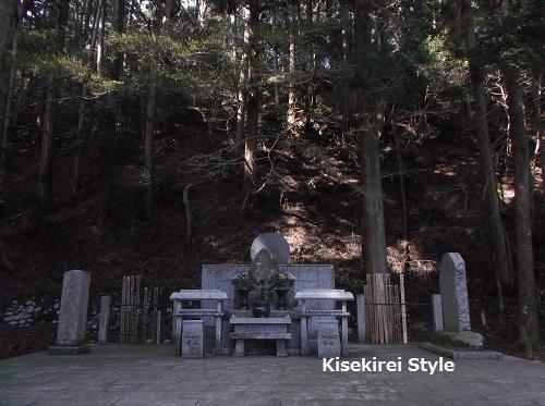 比叡山横川道元禅師得度霊跡8