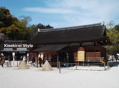 上賀茂神社(賀茂別雷神社)11